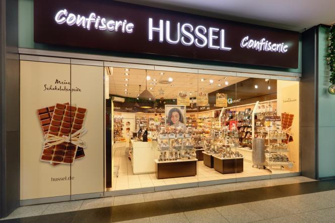 Hussel Confiserie Berlin