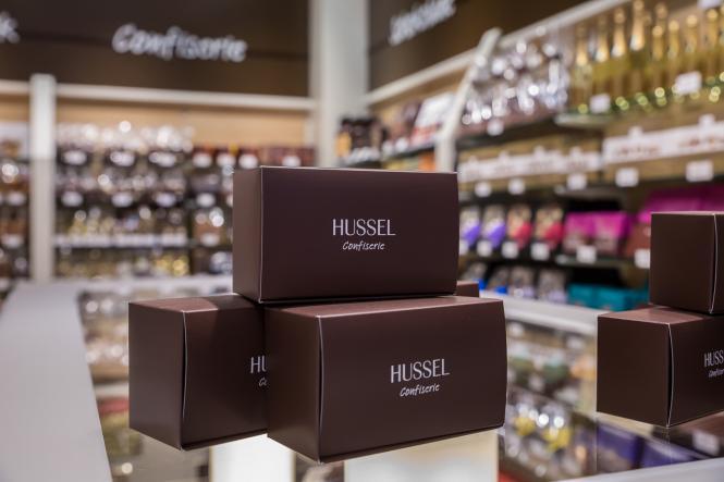 Hussel Confiserie Linz
